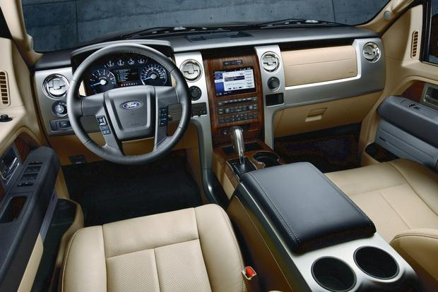 2012 Ford F150 New Car Review Autotrader