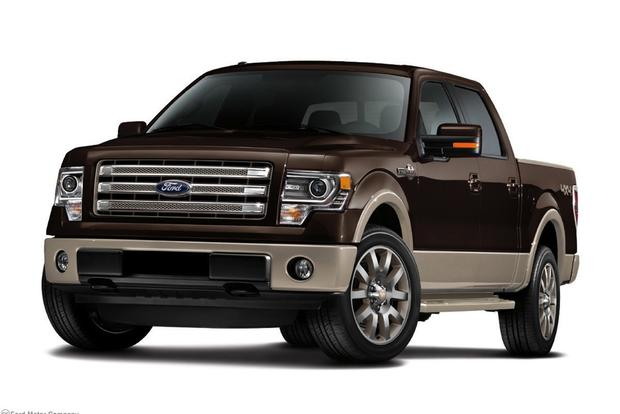 2013 Ford F-150 King Ranch: First Drive