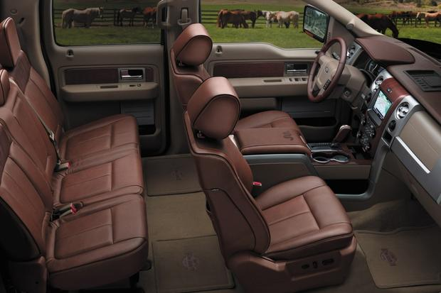 Ford F  King Ranch First Drive Featured Image Large Thumb