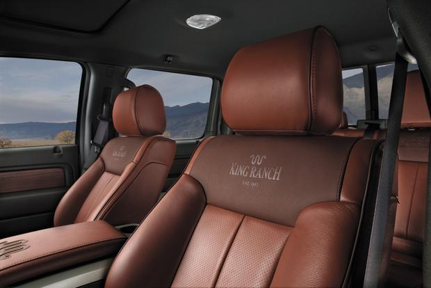 2013 Ford F-150 King Ranch: First Drive - Autotrader
