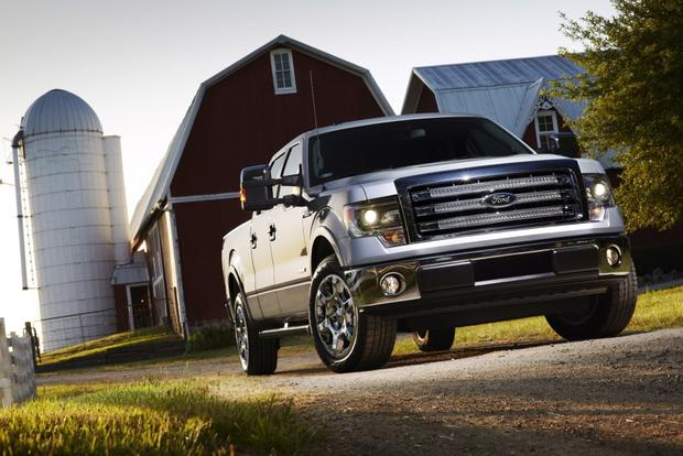 2013 Ford F-150: OEM Image Gallery featured image large thumb0