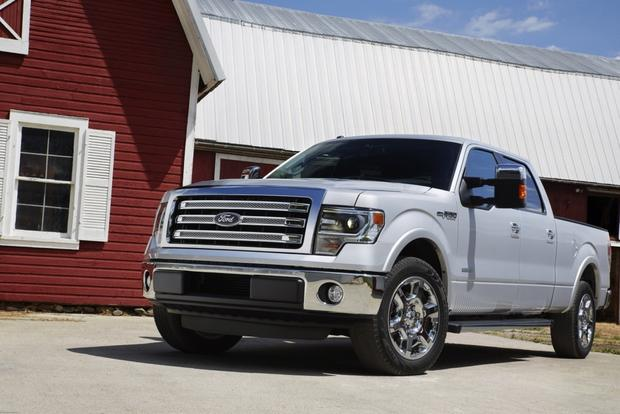 2013 Ford F-150: OEM Image Gallery featured image large thumb1