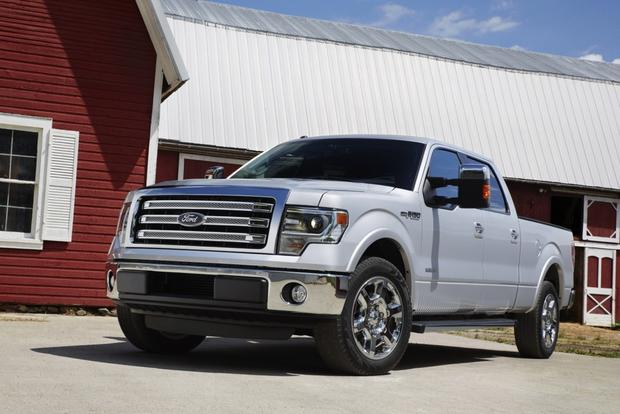 2013 Ford F-150: OEM Image Gallery featured image large thumb2