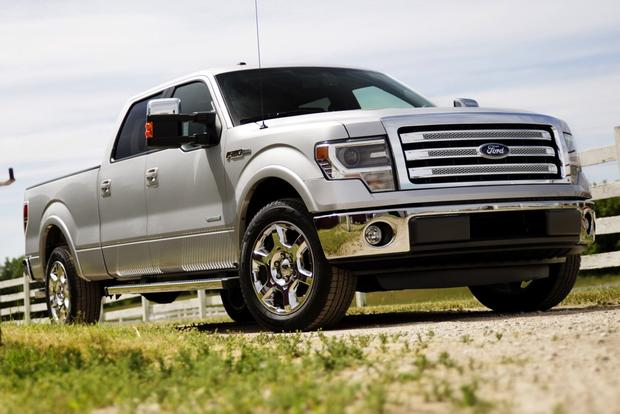 2013 Ford F-150: New Car Review - Autotrader