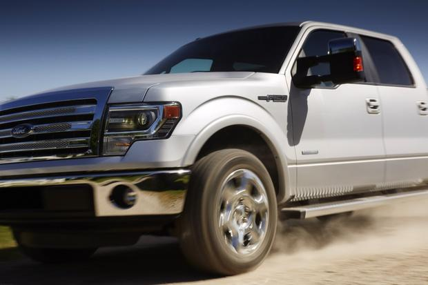2013 Ford F-150: OEM Image Gallery featured image large thumb4