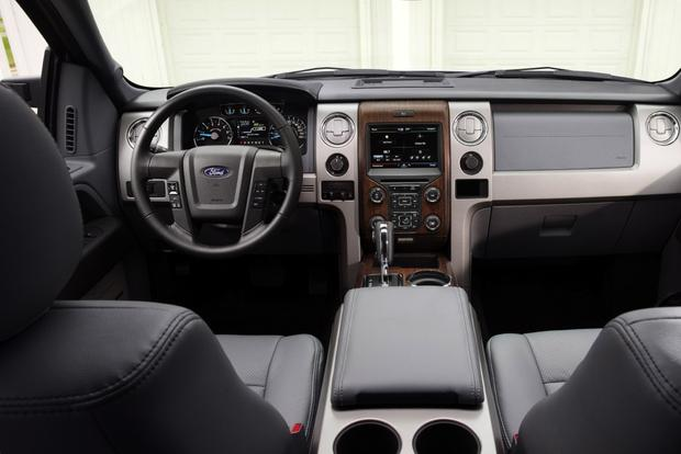 2013 Ford F-150: OEM Image Gallery featured image large thumb7