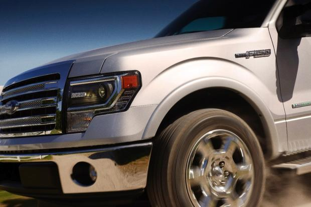 2014 Ford F-150: New Car Review featured image large thumb0