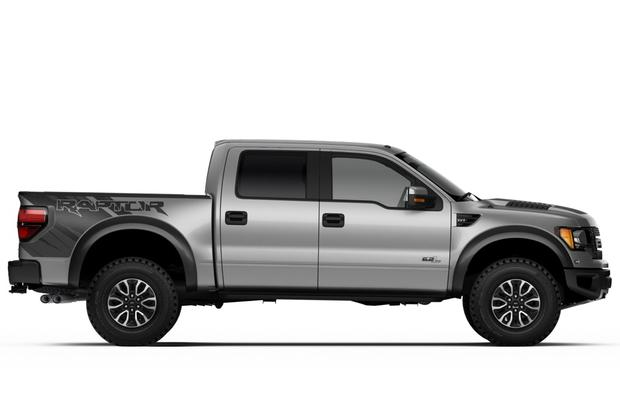 Ford raptor review 2014