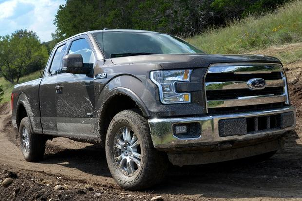 2015 Ford F-150: Used Car Review featured image large thumb0