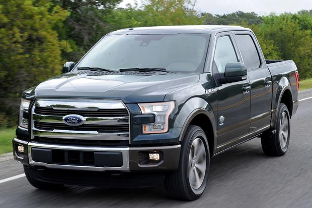 2015 Ford F 150 New Car Review Autotrader