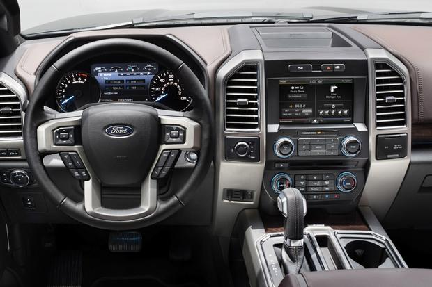 2015 Ford F-150: Used Car Review featured image large thumb6