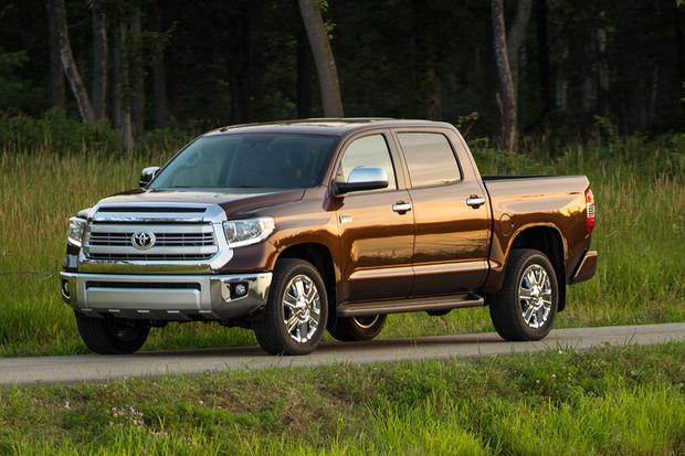 2017 Toyota Tundra Which Is Better Featured