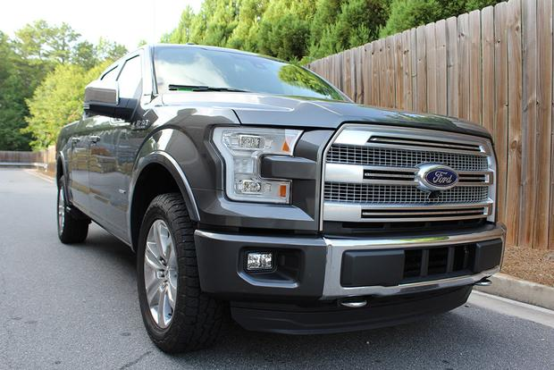 2015 Ford F-150 Platinum Crew Cab: Real World Review featured image large thumb2