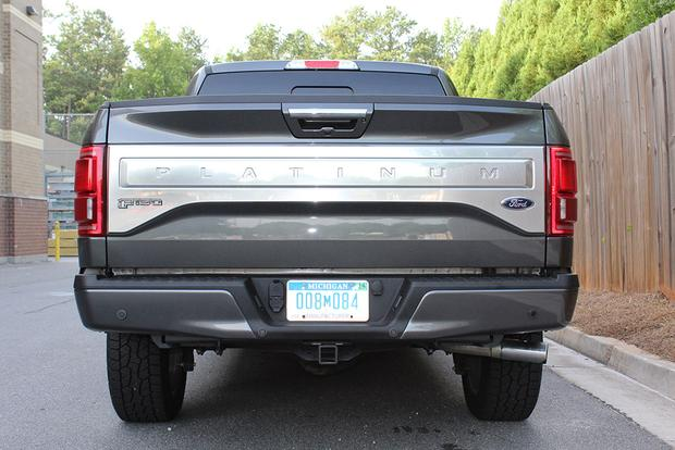 2015 Ford F-150 Platinum Crew Cab: Real World Review featured image large thumb5