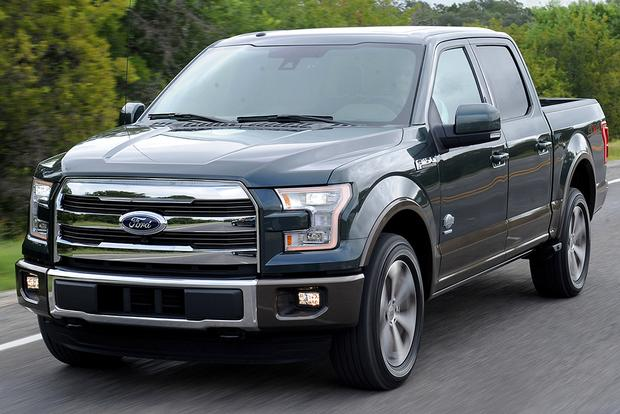 2014 vs. 2015 Ford F-150: What's the Difference? featured image large thumb0