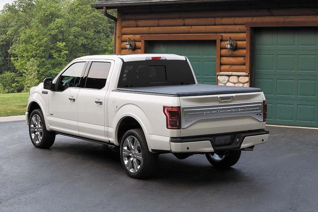 2016 Ford F 150 New Car Review Autotrader