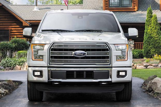 2016 Ford F-150: New Car Review featured image large thumb2