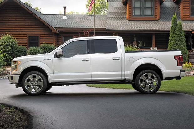 2016 Ford F-150: New Car Review featured image large thumb8