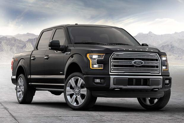 2016 Ford F-150: New Car Review featured image large thumb0