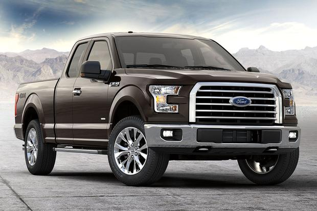 New Ford F150 >> 2017 Ford F 150 New Car Review Autotrader