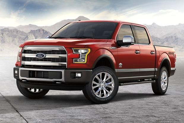 2017 Ford F-150: New Car Review featured image large thumb1