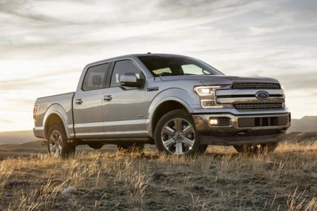 2018 Ford F-150: New Car Review featured image large thumb1