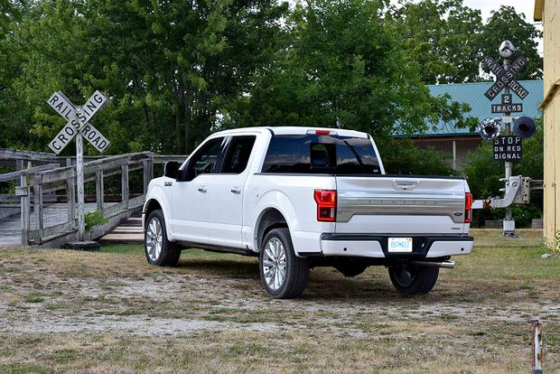 2018 Ford F-150: New Car Review featured image large thumb4