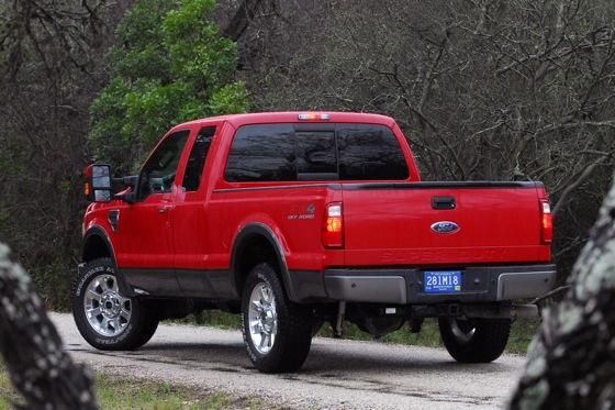 2008-2010 Ford F-250: Used Car Review featured image large thumb1