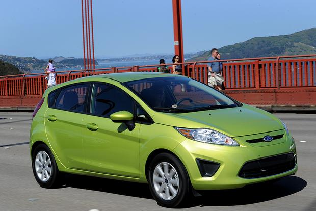 2011 Ford Fiesta: Used Car Review featured image large thumb2