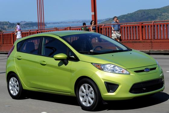2013 Ford Fiesta: New Car Review featured image large thumb1