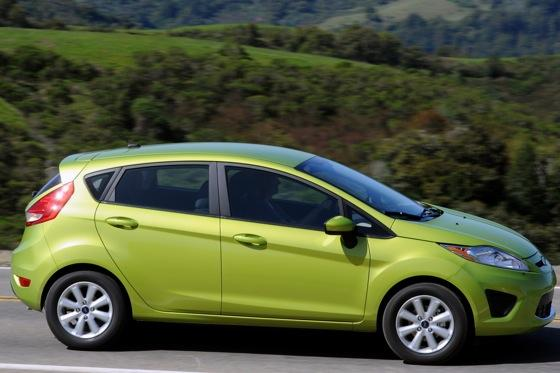 2013 Ford Fiesta: New Car Review featured image large thumb2