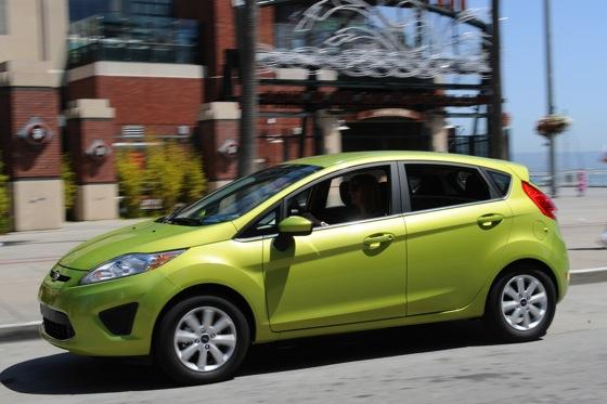2013 Ford Fiesta: New Car Review featured image large thumb3