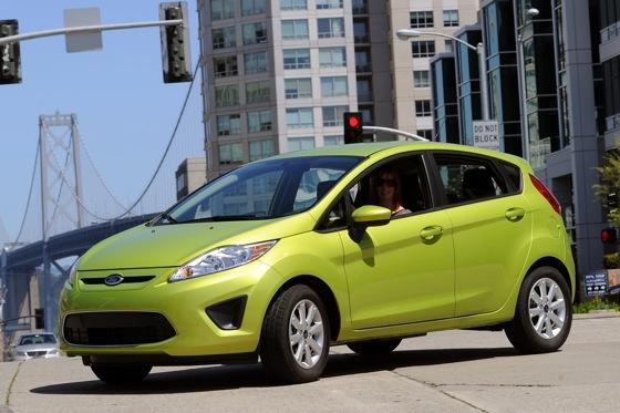 2013 Ford Fiesta: New Car Review featured image large thumb4