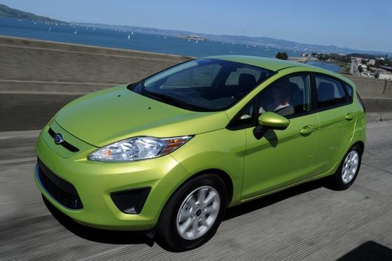 2013 Ford Fiesta: New Car Review featured image large thumb6