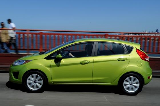 2013 Ford Fiesta: New Car Review featured image large thumb7