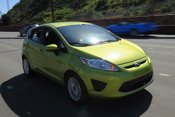 2013 Ford Fiesta: New Car Review featured image large thumb11