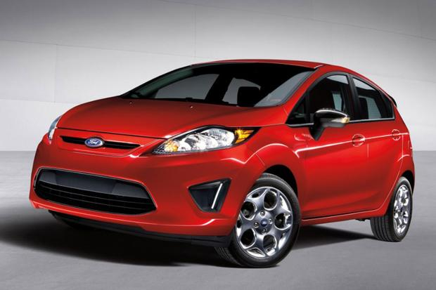2012 Ford Fiesta Used Car Review Autotrader