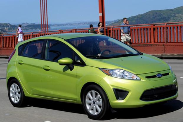 2012 ford fiesta used car review autotrader. Black Bedroom Furniture Sets. Home Design Ideas