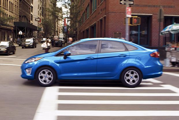 2013 Ford Fiesta: Used Car Review featured image large thumb1
