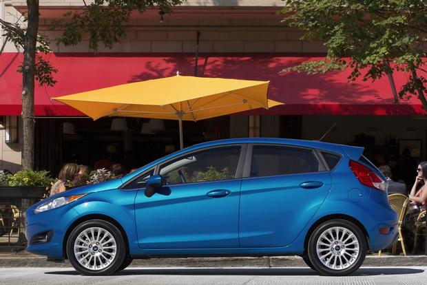 2014 Ford Fiesta: New Car Review featured image large thumb0