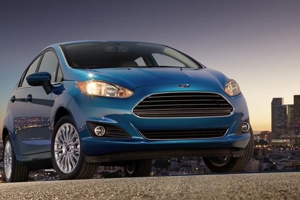 2014 Ford Fiesta: New Car Review featured image large thumb2