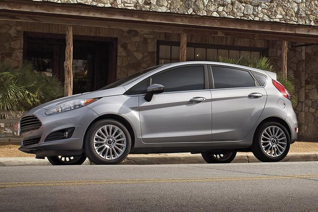 2015 Ford Fiesta: New Car Review featured image large thumb0