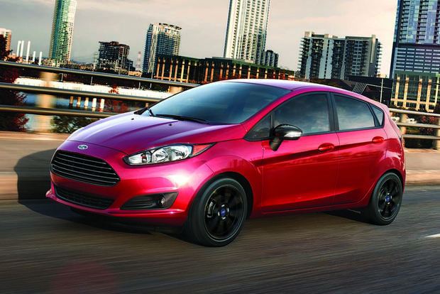 2016 Ford Fiesta: New Car Review