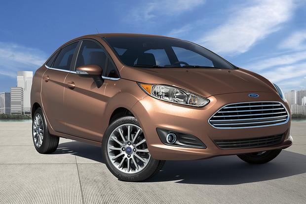 2017 Ford Fiesta: New Car Review