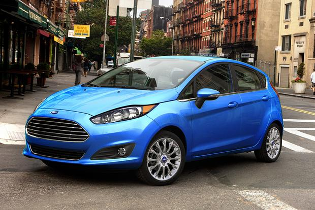 2018 Ford Fiesta: New Car Review featured image large thumb1
