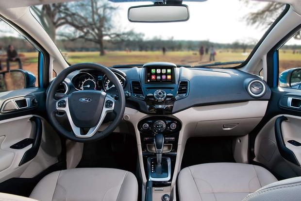2018 Ford Fiesta: New Car Review featured image large thumb3