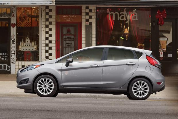 2018 Ford Fiesta: New Car Review featured image large thumb5