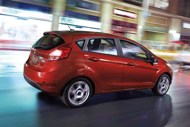 2018 Ford Fiesta: New Car Review featured image large thumb0