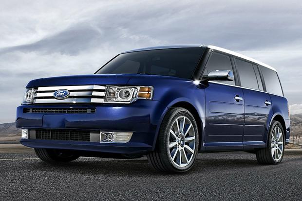 2009 Ford Flex Used Car Review featured image large thumb4 & 2009 Ford Flex: Used Car Review - Autotrader markmcfarlin.com
