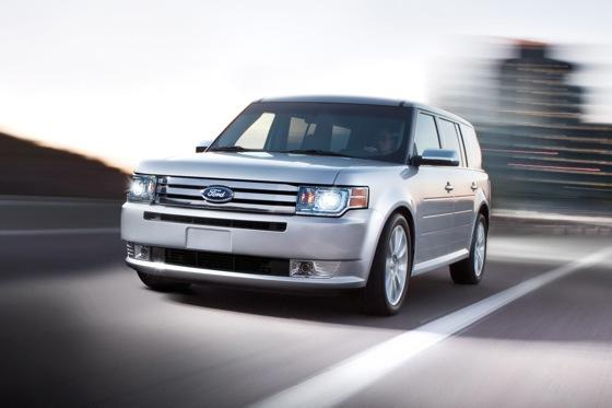 2012 Ford Flex: New Car Review featured image large thumb1